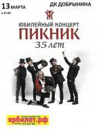 ПИКНИК 35 лет юбилейный концерт