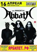 ABBATH (ex-IMMORTAL)