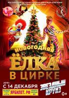 """Новогодняя елка в цирке """"ЗВЕЗДНЫЙ КРУИЗ"""""""